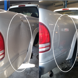 dent removal machine